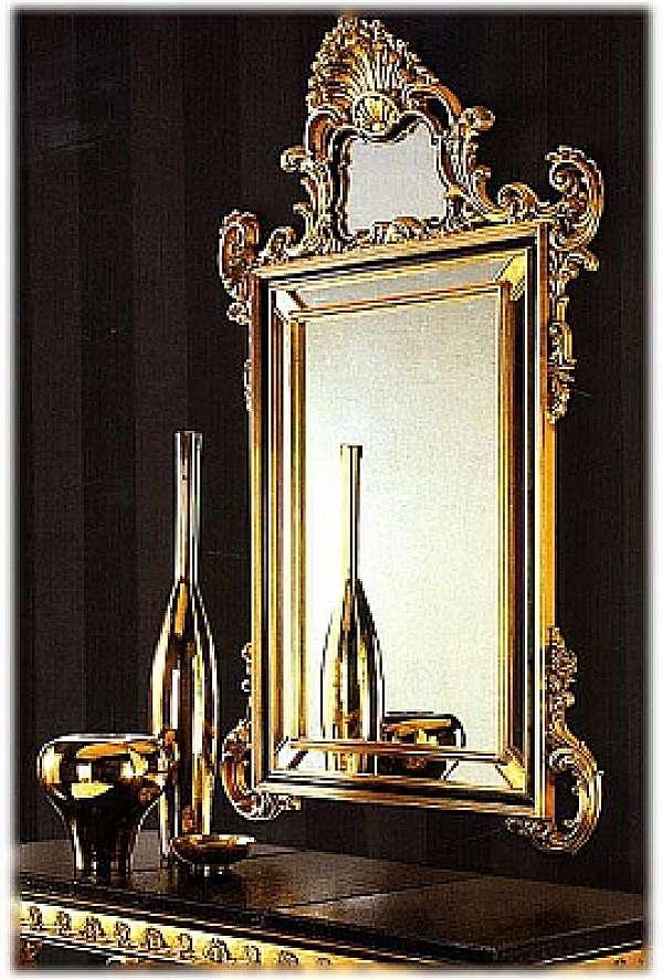 Specchio CAPPELLINI INTAGLI 410/S Catalogo copertina nero