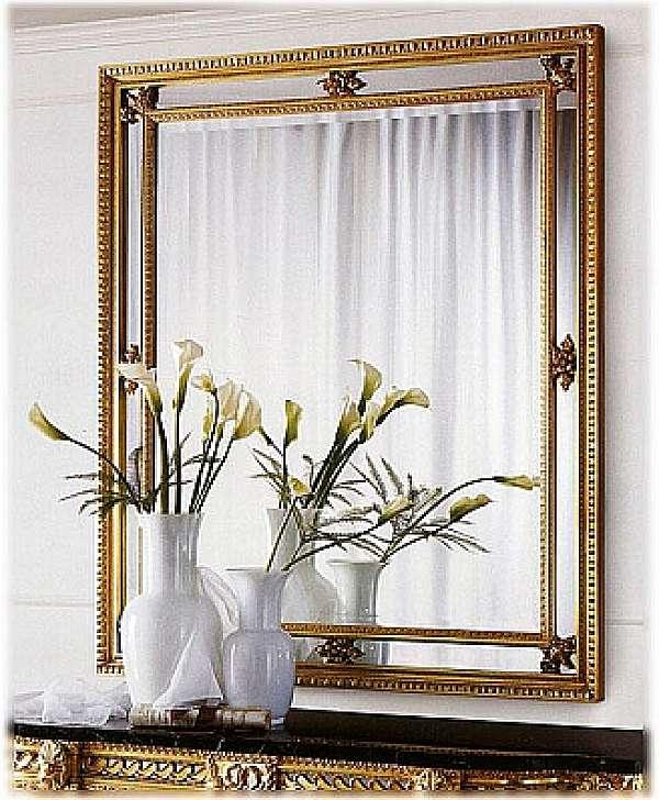 Specchio CAPPELLINI INTAGLI 285/S Catalogo copertina nero
