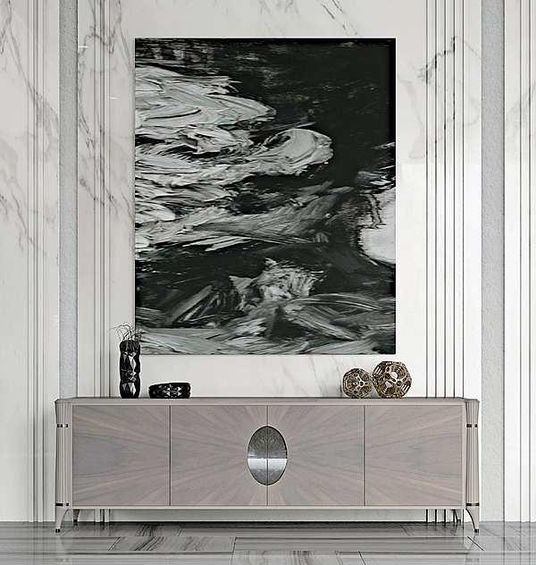 Cassettiera FRANCESCO PASI ART. 9001 Ellipse