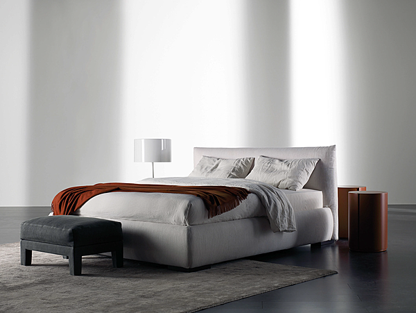 Letto MERIDIANI (CROSTI) SCOTT BED  Collection 2013