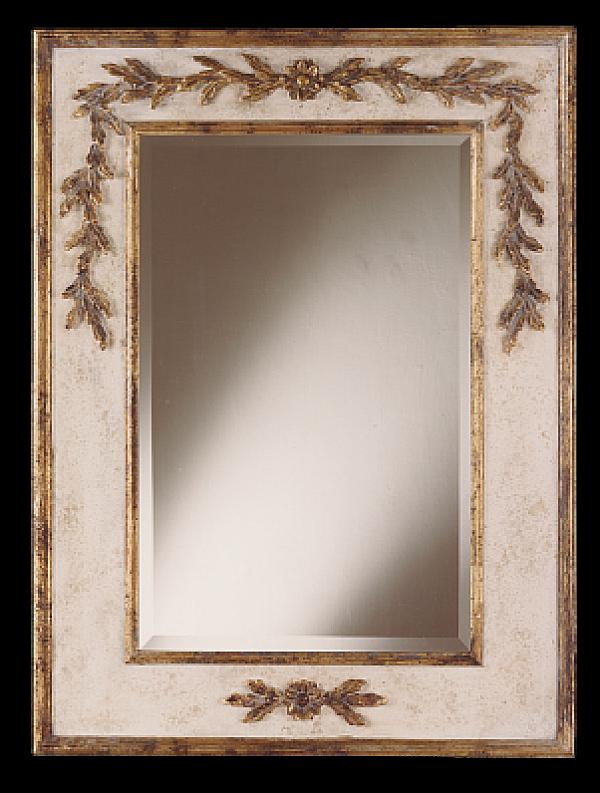 Specchio STILE LEGNO 1097 Momenti Arte