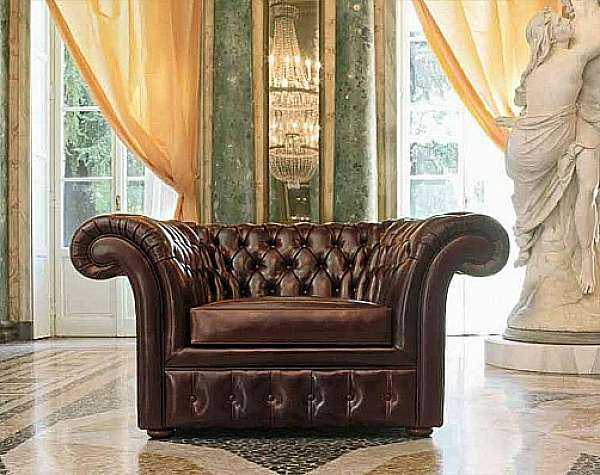 Armchair MASCHERONI Royal