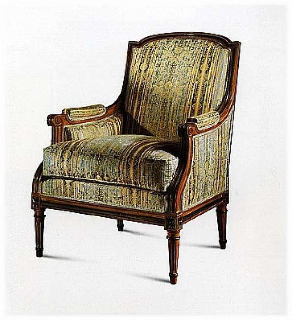 Poltrona SALDA ARREDAMENTI 7926 Chair, armchair, lamp table