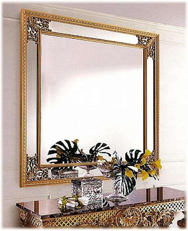 Specchio CAPPELLINI INTAGLI 286/S Catalogo copertina nero
