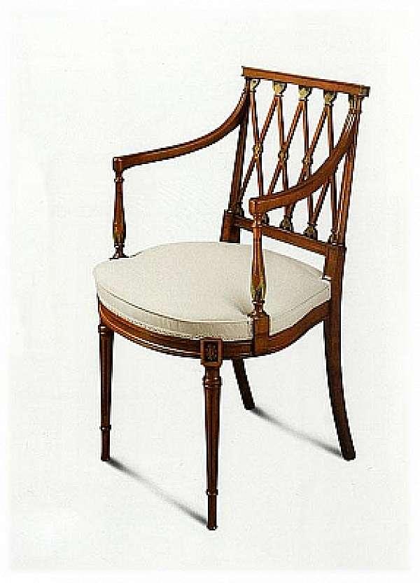 Sedia SALDA ARREDAMENTI 7844 PT Chair, armchair, lamp table