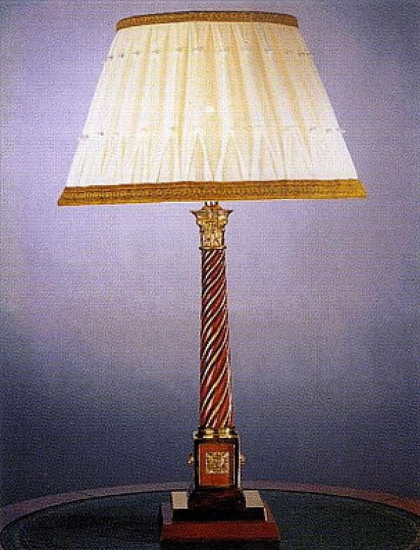 Lampada da tavolo CAMERIN SRL 616 The art of Cabinet Making