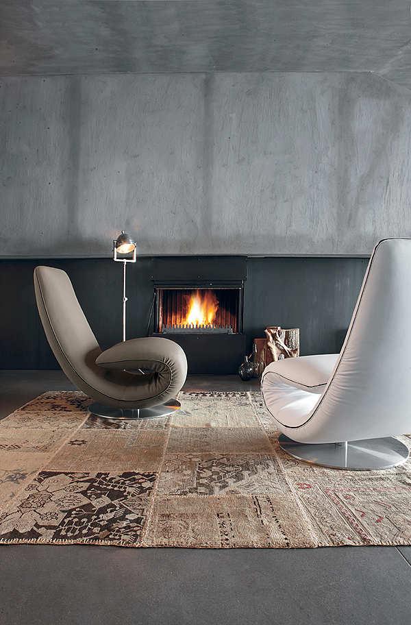 Chaise lounge TONIN CASA RICCIOLO - 7865