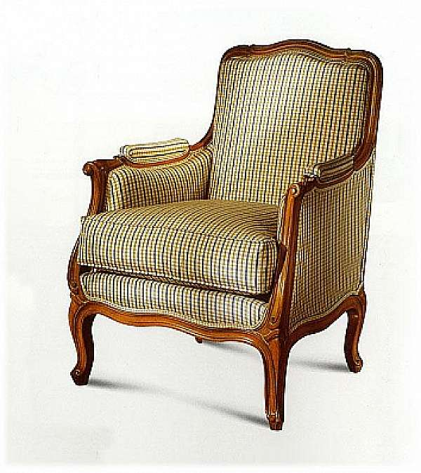 Poltrona SALDA ARREDAMENTI 8218 Chair, armchair, lamp table