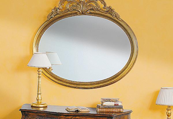 Specchio STILE LEGNO 1018 Zona Notte