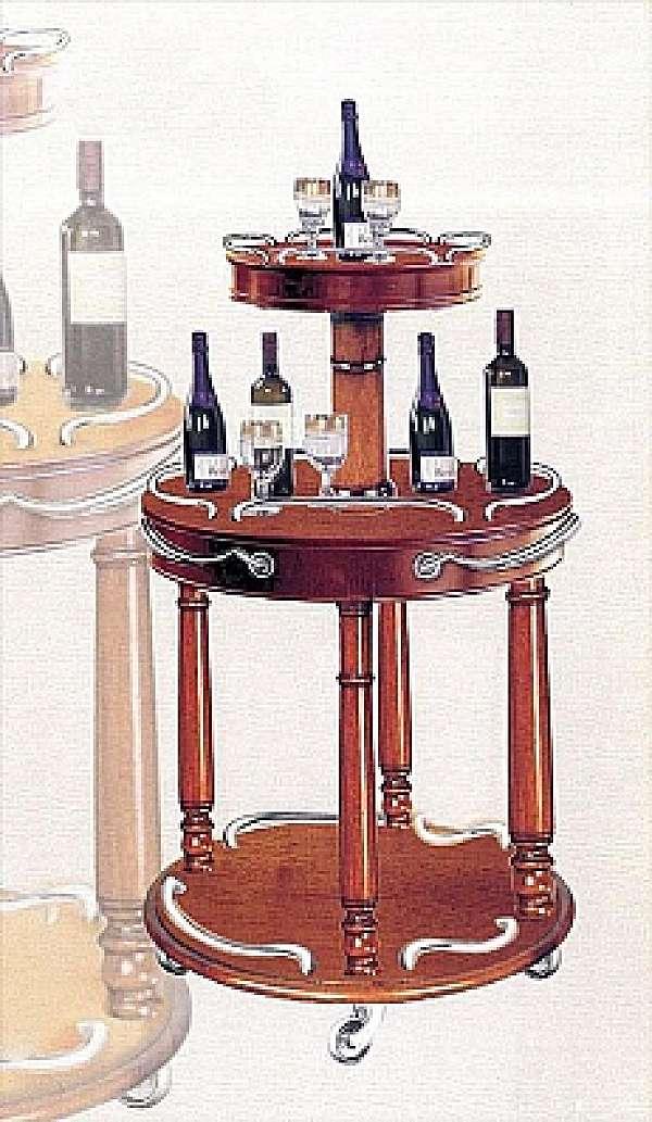 Tavolo di servizio CAMERIN SRL 5023 The art of Cabinet Making II