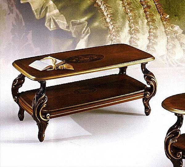 Coffee table CASPANI TINO A/2574/W