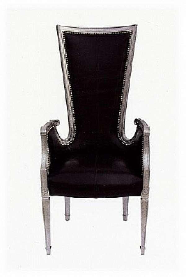 Chair CORNELIO CAPPELLINI 501/P Luxury Chic – Oro