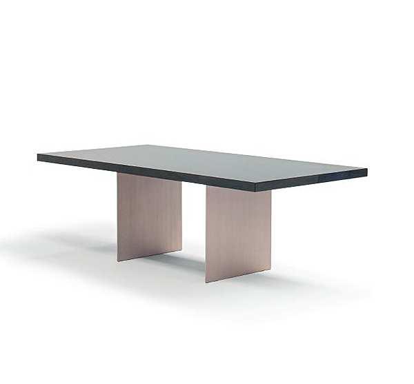 Tavolo COSTANTINI PIETRO 9384T PROFILE Dining Table Catalogo cop. argento