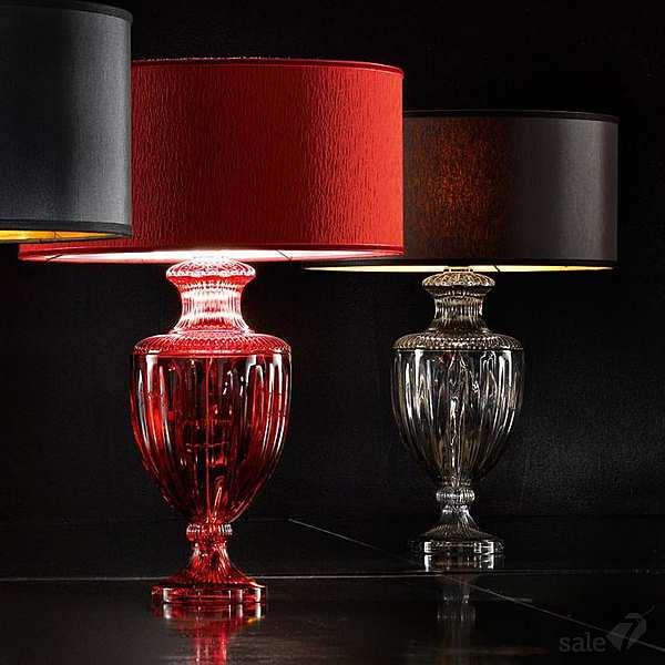 Lampada da tavolo ITALAMP 8062/GD Legenda