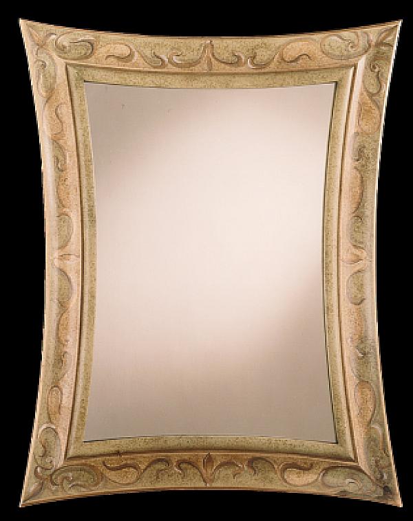 Specchio STILE LEGNO 1002 Momenti Arte