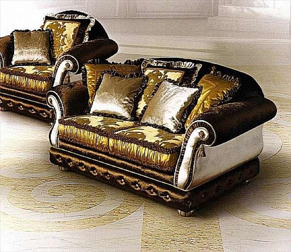 Couch CASPANI TINO B/1672/4
