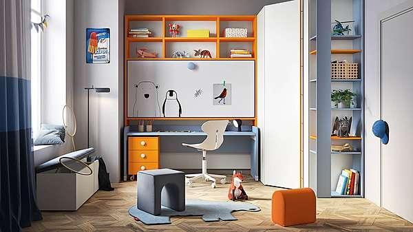 Camera per bambini nidi TWIDDY
