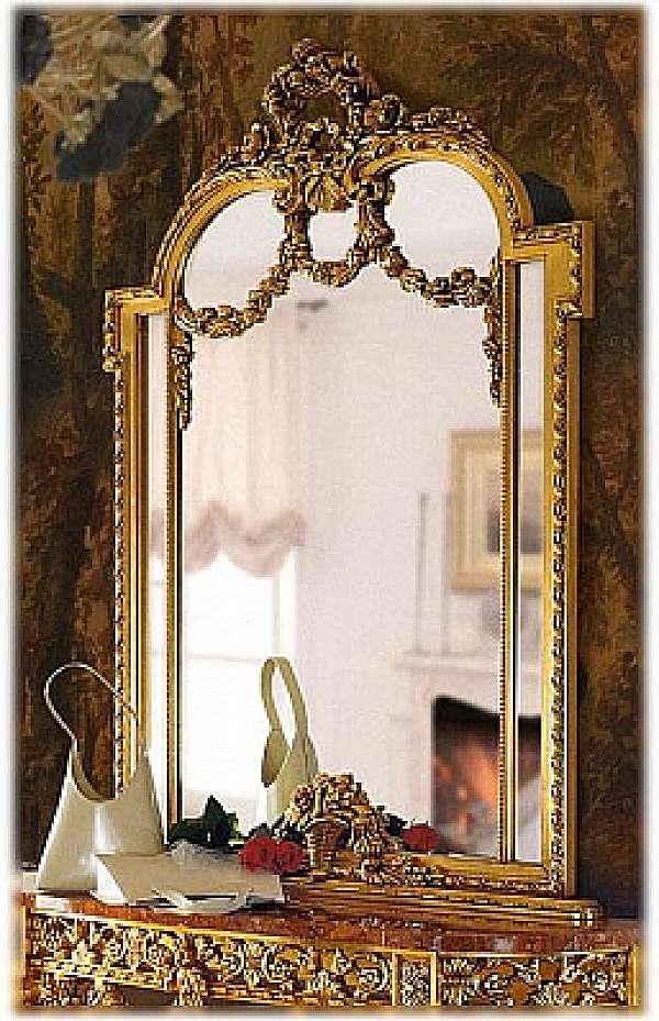 Specchio CAPPELLINI INTAGLI 260/S Catalogo copertina nero