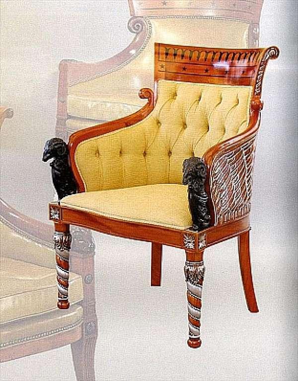 Poltrona CAMERIN SRL 1008 The art of Cabinet Making II