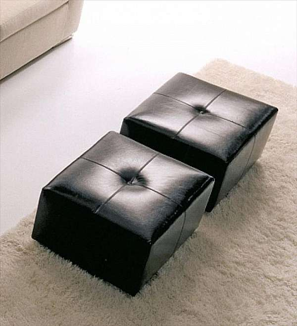 Pouf ASNAGHI SNC Cube Made in Italy