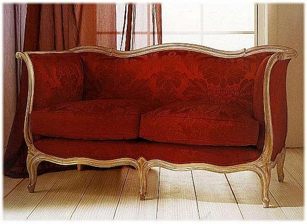 Divano SALDA ARREDAMENTI 184 Chair, armchair, lamp table