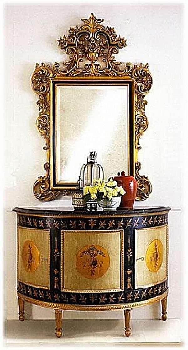 Consolle CAPPELLINI INTAGLI 620 Piece of furniture Catalogo copertina nero