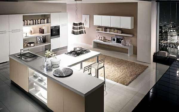 Cucina HOME CUCINE Frontali PIETRA / GIGLIO