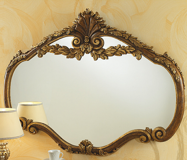 Specchio STILE LEGNO 1035 Zona Notte