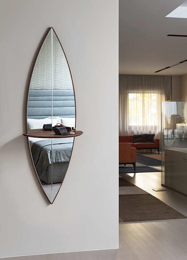 Specchio PORADA Surf 2 LOGOS