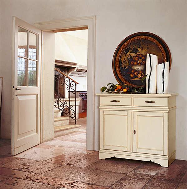 Cassettiera TONIN CASA DALIA - 1216B Glamour