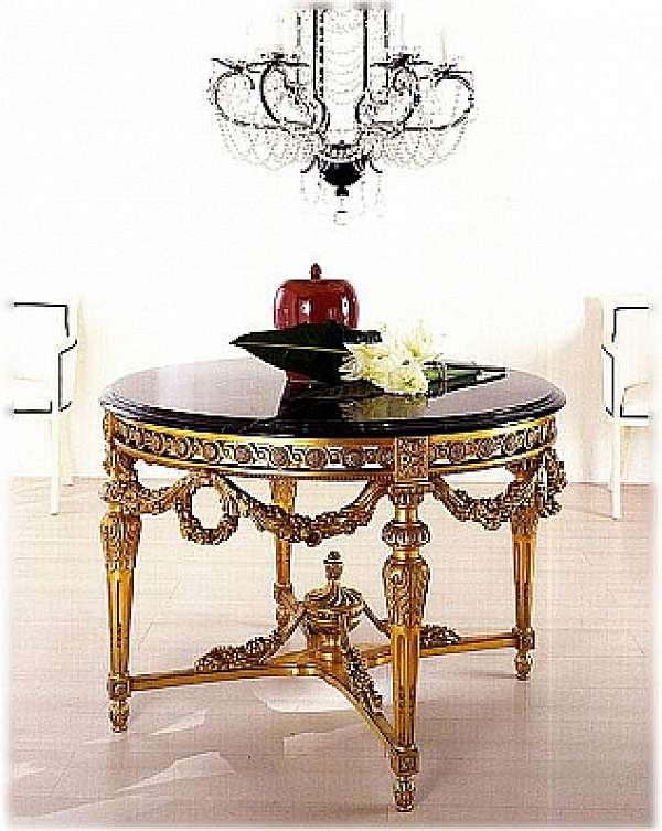 Tavolo CAPPELLINI INTAGLI 305 Table Catalogo copertina nero