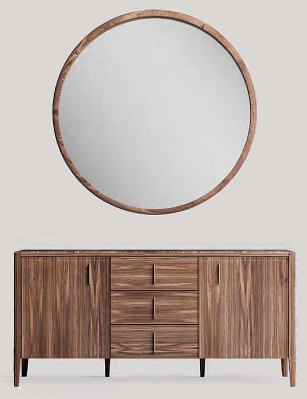 Specchio VOLPI 5SPA-001-T4N CONTEMPORARY LIVING