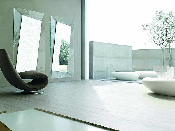 Specchio TONIN CASA CALLAS - 7528 Q/R Inspired by Nature Aprile