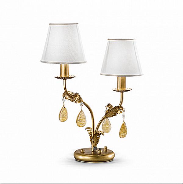 Lampada da tavolo MM LAMPADARI 6474/L2
