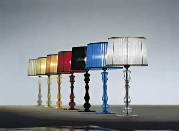 Lampada da tavolo ITALAMP 8006/LG Legenda