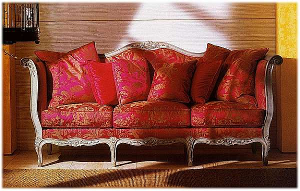 Divano SALDA ARREDAMENTI 8467 Chair, armchair, lamp table