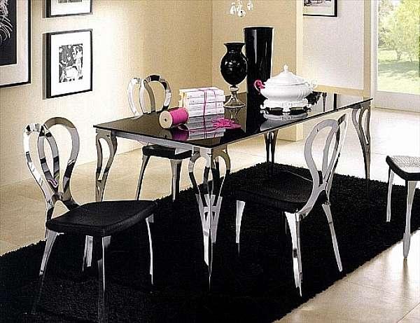 Table EUROSEDIA DESIGN 725+733