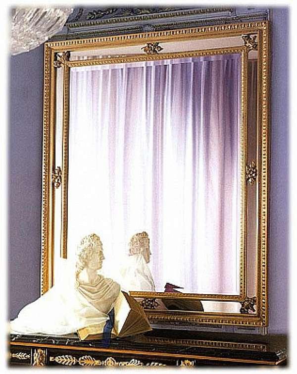 Specchio CAPPELLINI INTAGLI 280/S Catalogo copertina nero