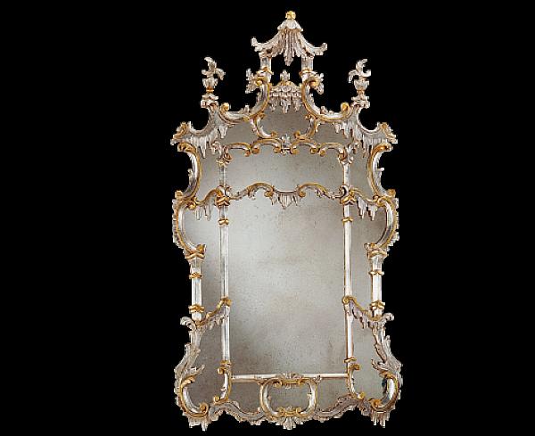 Specchio STILE LEGNO 1071.063 Momenti Arte