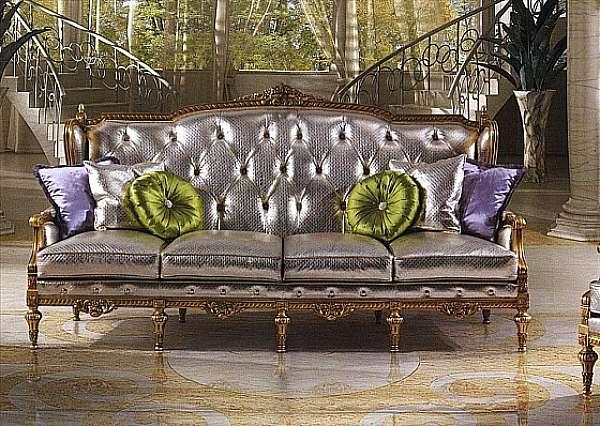 Couch CASPANI TINO B/1783/3/4
