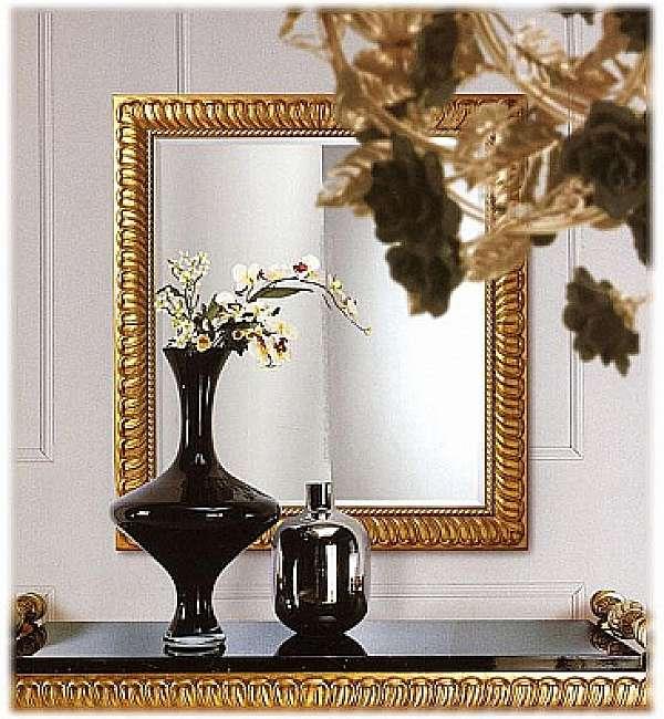 Specchio CAPPELLINI INTAGLI 264/S Catalogo copertina nero