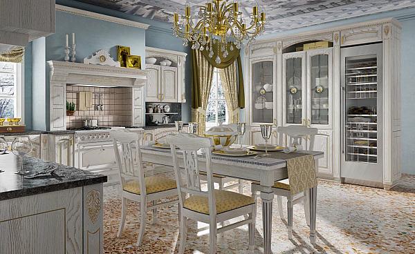 Cucina HOME CUCINE GOLD ELITE02