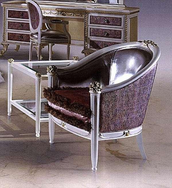 Armchair CASPANI TINO LG/489/P