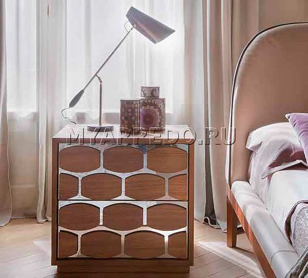 Comodino TONIN CASA HONEY NIGHT - 6116 Modern Collection