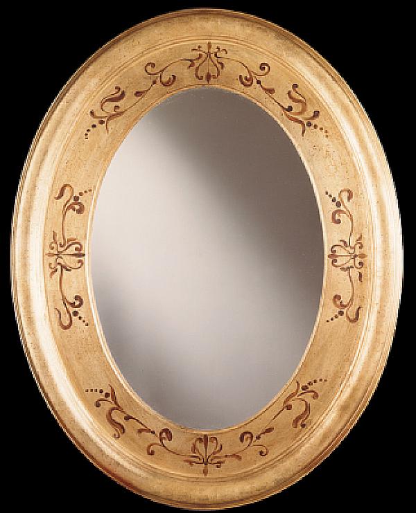 Specchio STILE LEGNO 1004 Momenti Arte