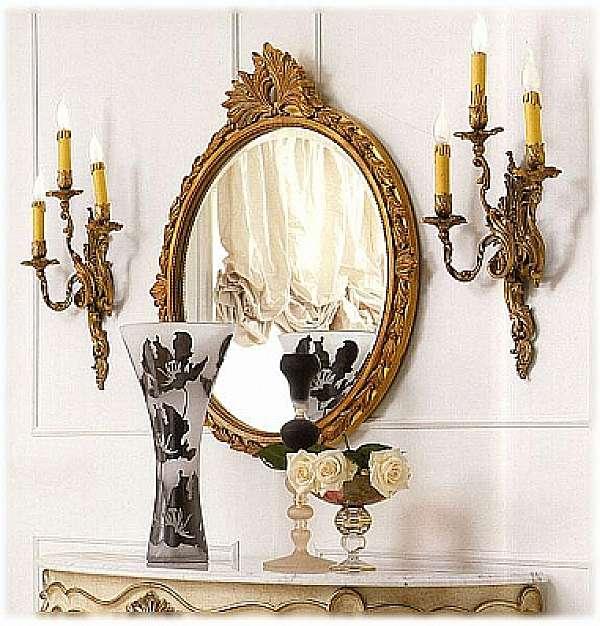 Specchio CAPPELLINI INTAGLI 221/S Mirror Catalogo copertina nero