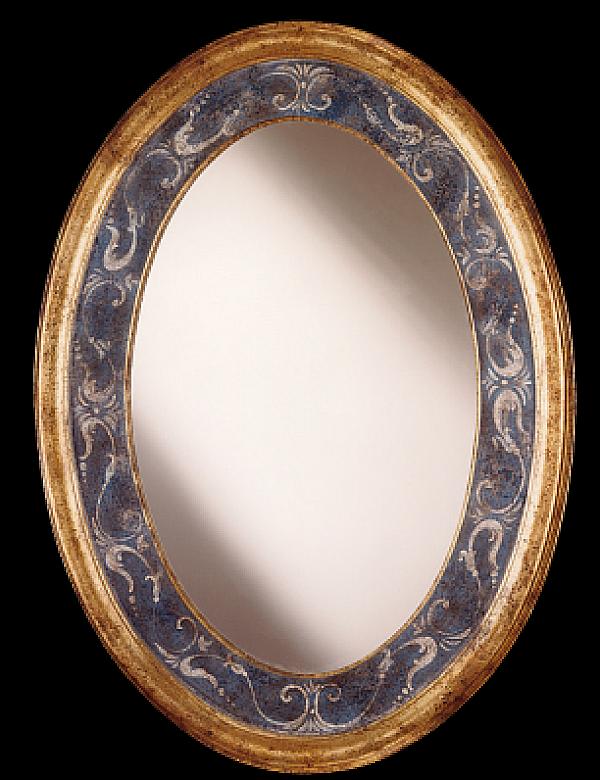 Specchio STILE LEGNO 1005 Momenti Arte