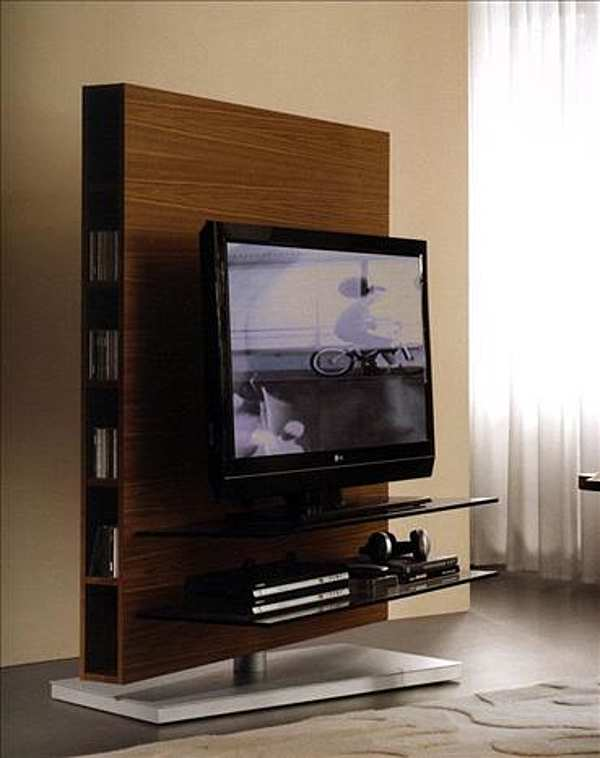 Supporto per TV-HI-FI PORADA Media Centre autoportante LOGOS