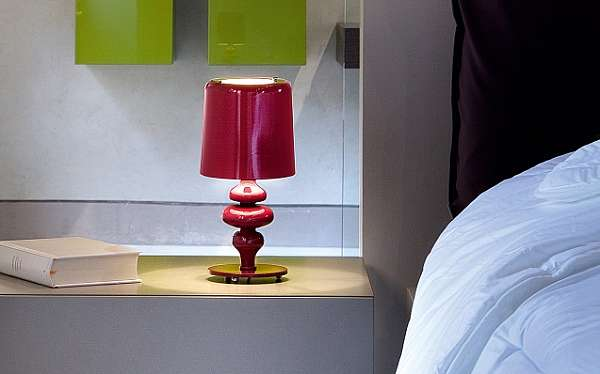 Lampada da tavolo MASIERO (EMME PI LIGHT) eva tl1 p