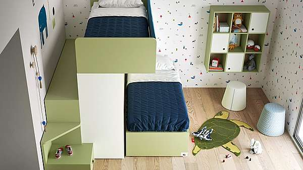 Camera per bambini nidi SKID